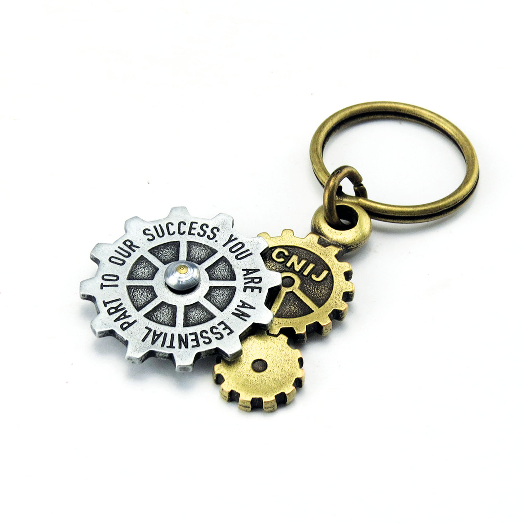 Spinning Key Chains